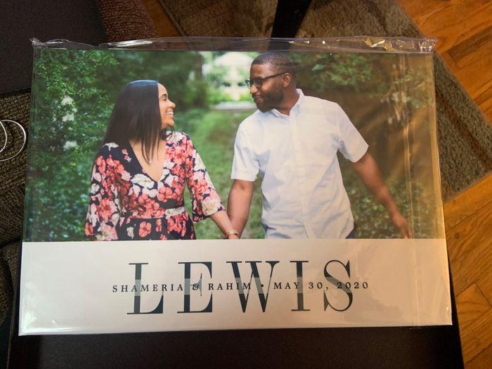 Unique Wedding Guest Books? Show Me Yours! 6