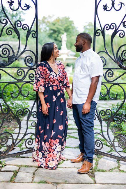 Engagement picture dress 3