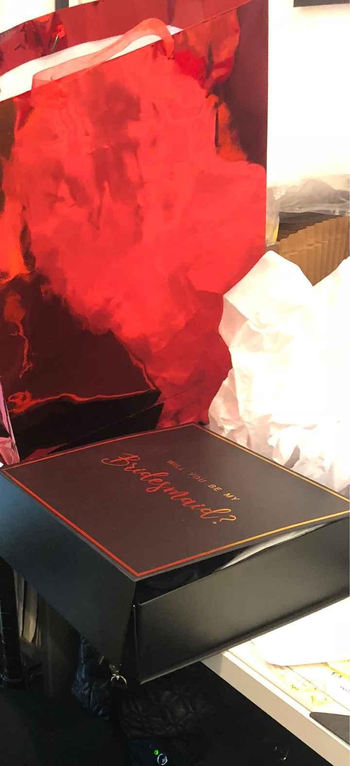 Show me your Bridesmaid Proposal Boxes! - 3