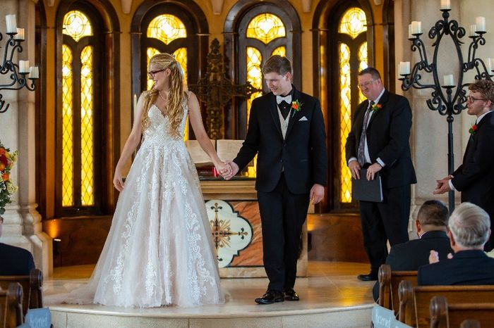 Share your recessional photo! 😊 24