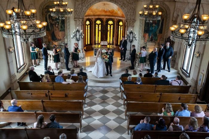 Share your recessional photo! 😊 26