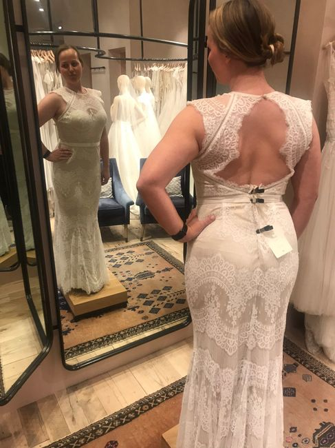 Let's see all the dresses you tried - good and bad 7