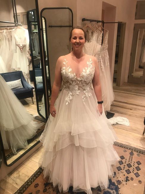 Let's see all the dresses you tried - good and bad 8