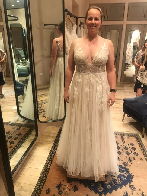 Let's see all the dresses you tried - good and bad 9