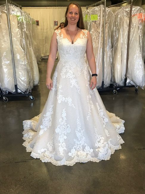 Let's see all the dresses you tried - good and bad 10