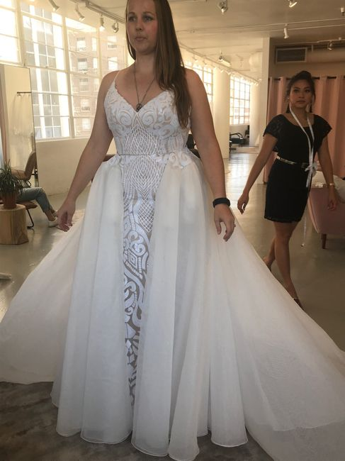 Let's see all the dresses you tried - good and bad 13