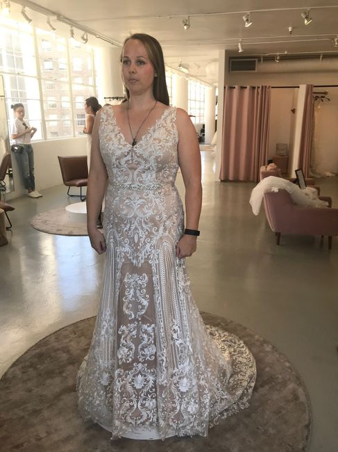 Let's see all the dresses you tried - good and bad 14