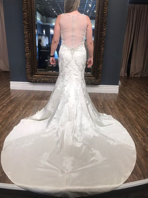 Let's see all the dresses you tried - good and bad 17