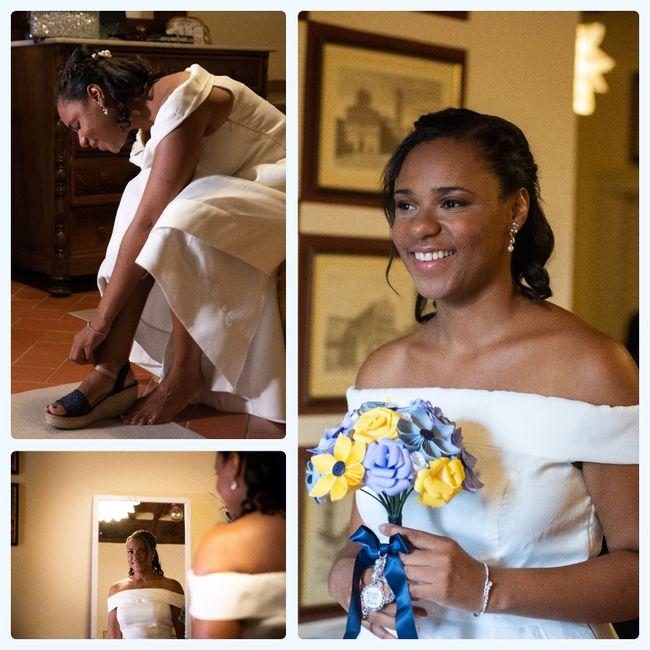 """Bam! Long over due wedding pics - Italy """"destination"""" diy Micro-wedding + virtual (27 Aug 2020) 1"""