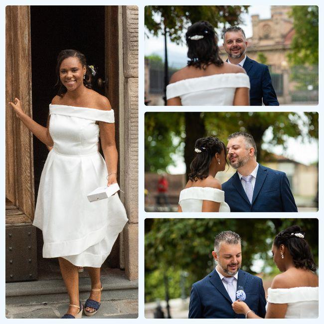 """Bam! Long over due wedding pics - Italy """"destination"""" diy Micro-wedding + virtual (27 Aug 2020) 2"""