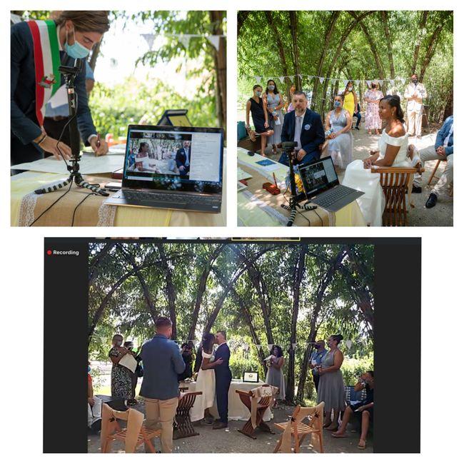 """Bam! Long over due wedding pics - Italy """"destination"""" diy Micro-wedding + virtual (27 Aug 2020) 5"""