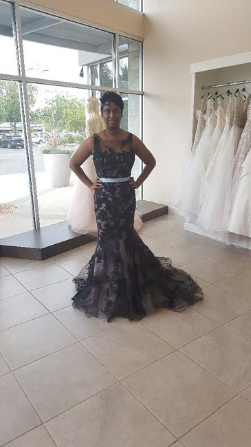Let me see your dresses! 14