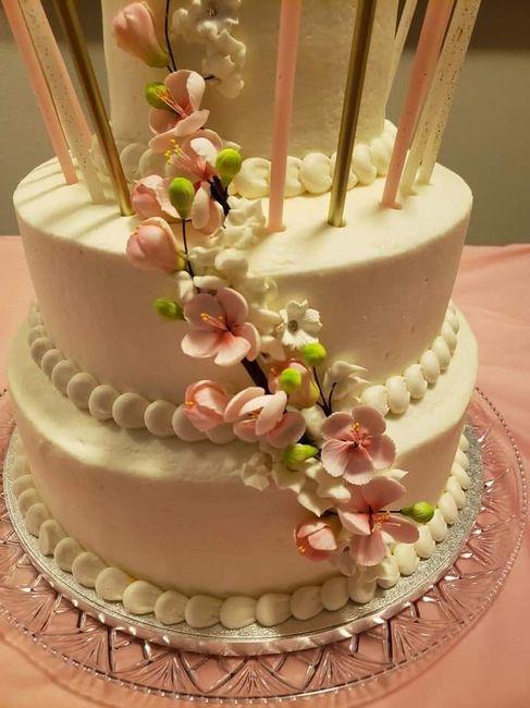 Walmart wedding cake? 2