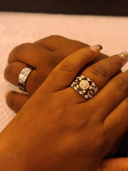 Can i start a new ring thread! Let's see that bling! - 1