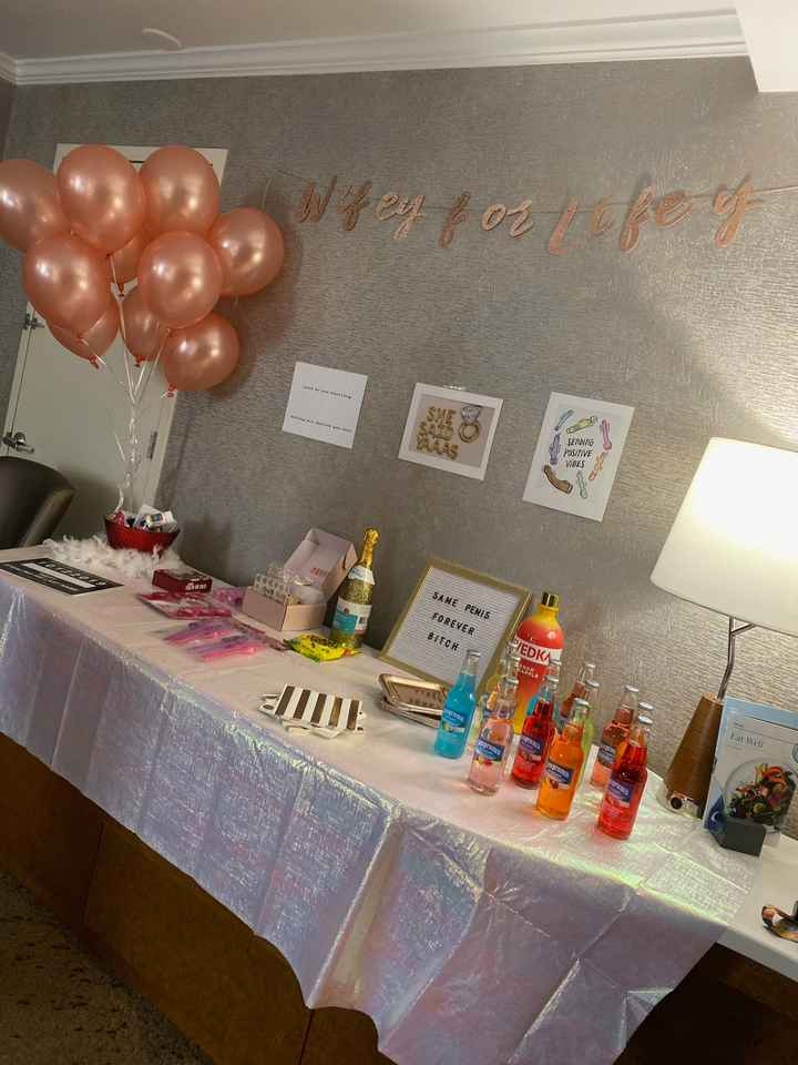Bachelorette party fun! (pg-13 pictures included) - 5