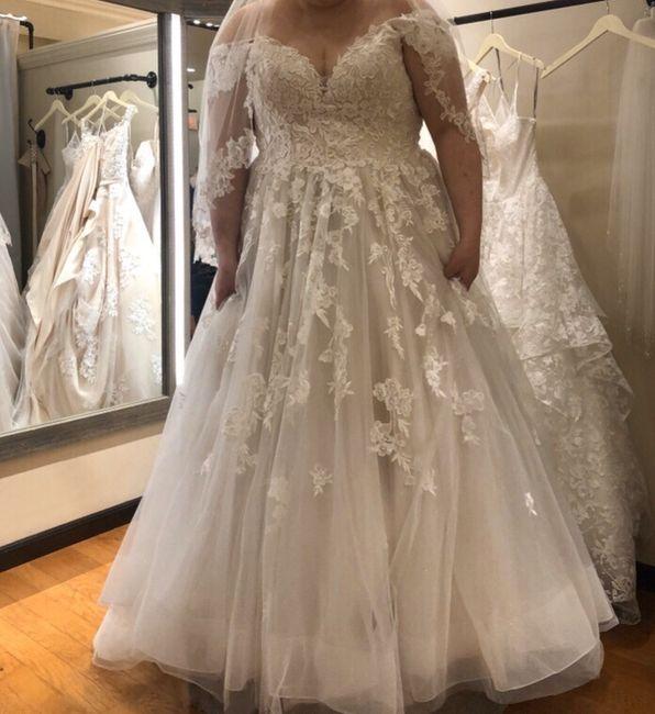 i said yes to my dress!!! - 1