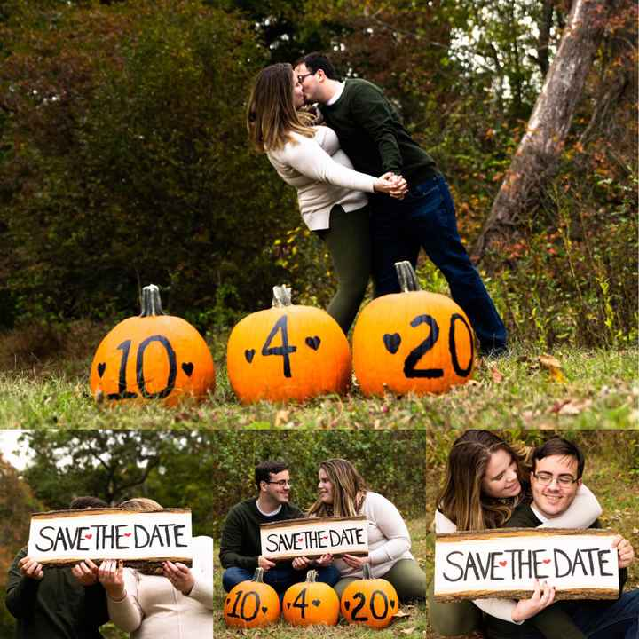 Save the Dates!! - 1