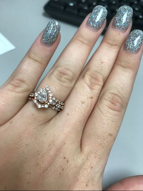 Let's see your rings! 8