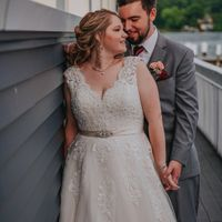 Show me your venue and dress! - 2