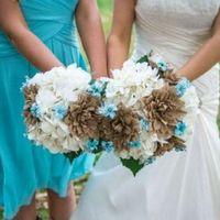 Bouquet versus wrist corsage - 2