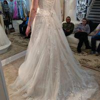 Bride dress shopping - 1