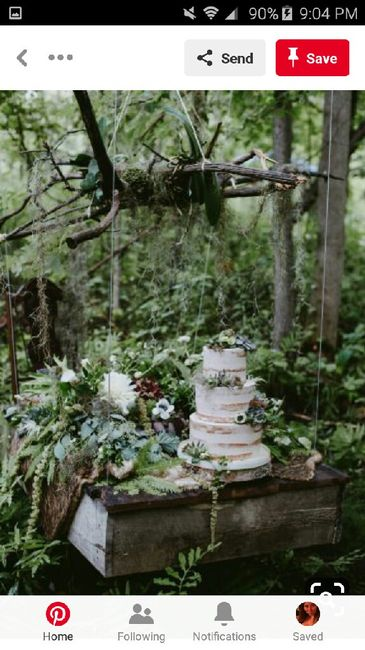 diy Enchanted Forest Themed Wedding Decorations 25
