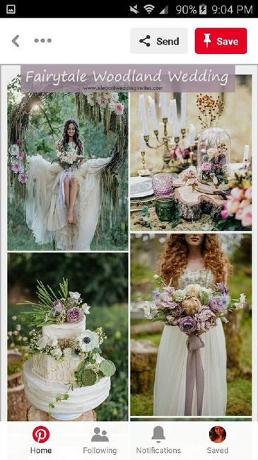diy Enchanted Forest Themed Wedding Decorations 26