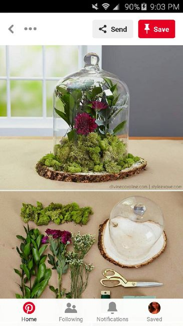 diy Enchanted Forest Themed Wedding Decorations 30