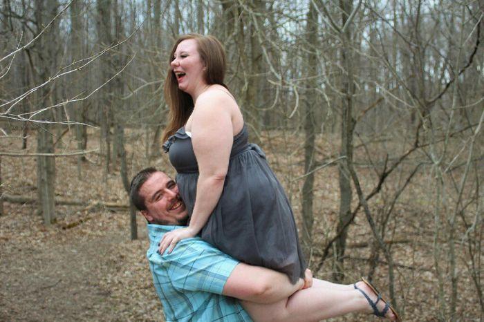 Engagement pic advice please! 1
