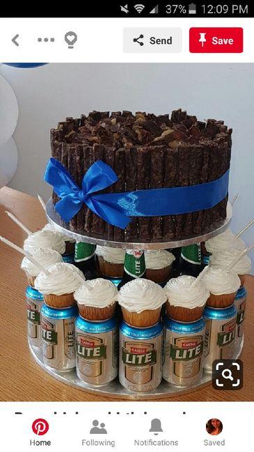 Grooms cake! 1