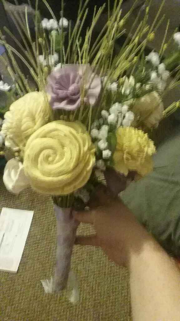 Finished my bouquet! - 1