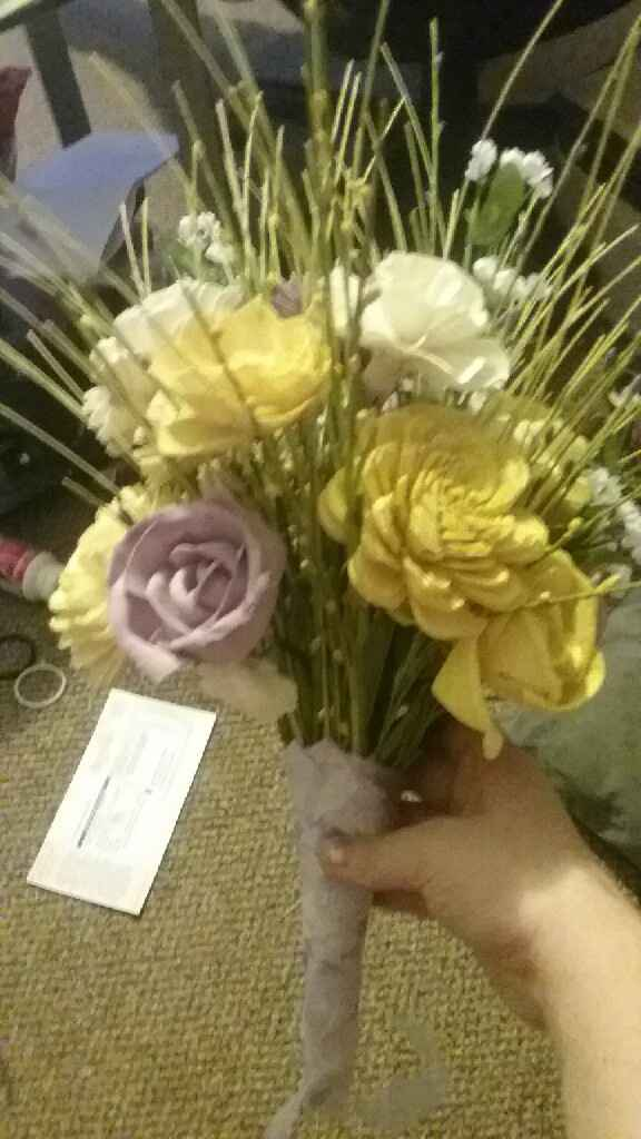 Finished my bouquet! - 3