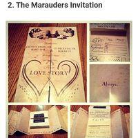Harry Potter Themed Wedding - 2