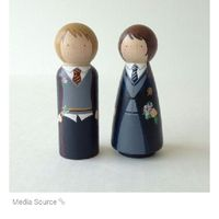 Harry Potter Themed Wedding - 6