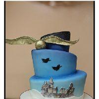 Harry Potter Themed Wedding - 7
