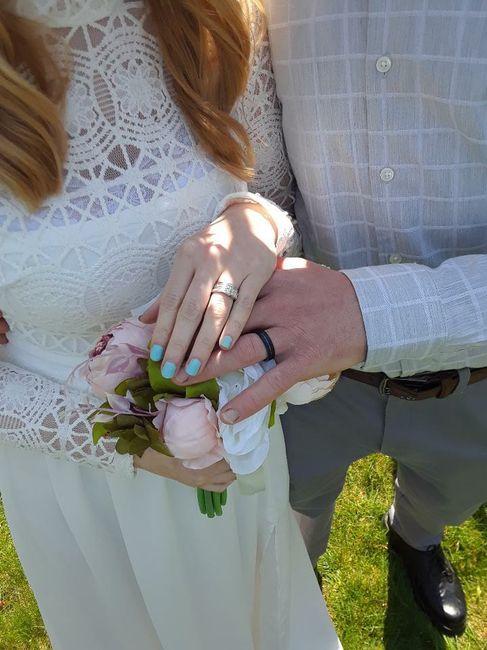 Covid19 wedding 4/19/20 - 4