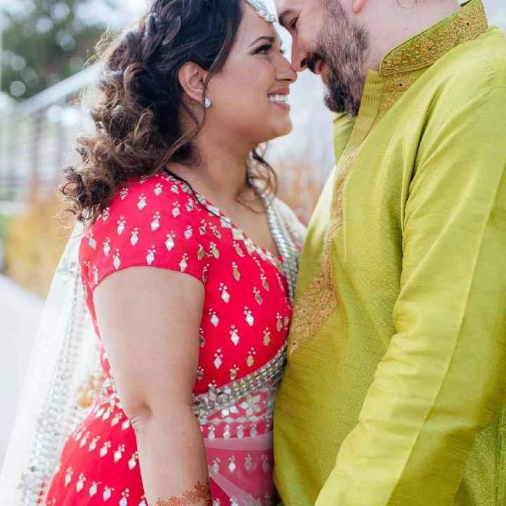 Bam- September 5th Indian fusion wedding! - 1