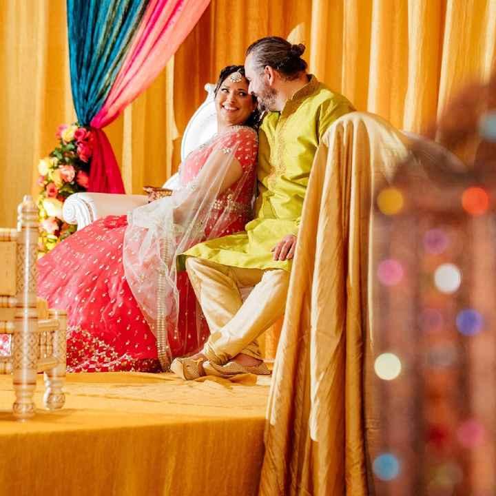 Bam- September 5th Indian fusion wedding! - 2