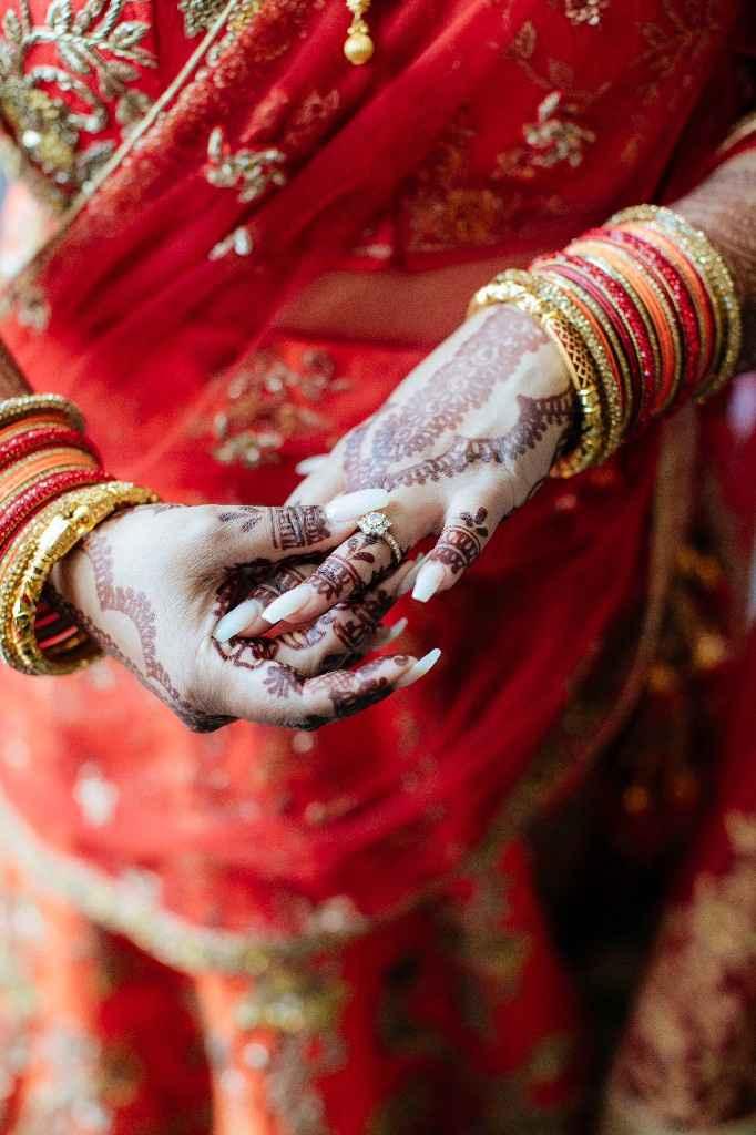 Bam- September 5th Indian fusion wedding! - 4