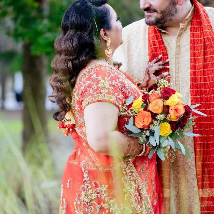 Bam- September 5th Indian fusion wedding! - 5