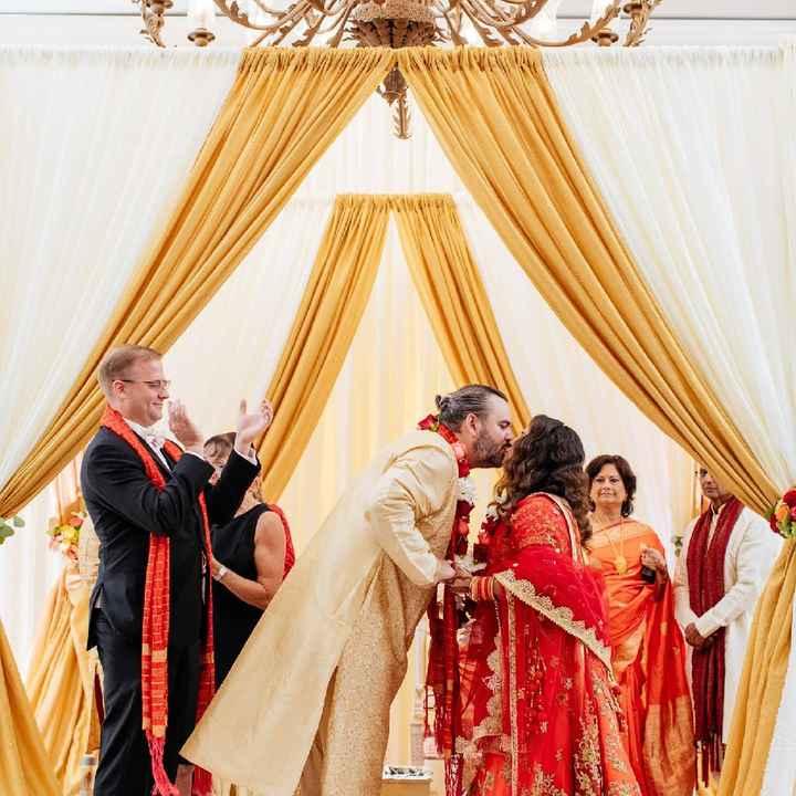 Bam- September 5th Indian fusion wedding! - 6