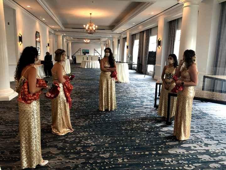 Bam- September 5th Indian fusion wedding! - 7