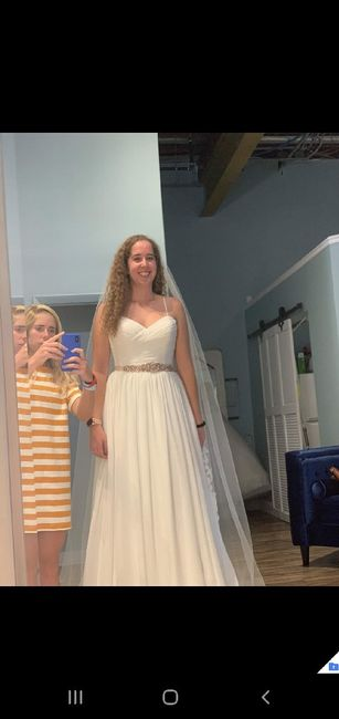 i said yes to the dress!! - 3