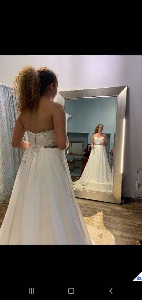 i said yes to the dress!! - 4