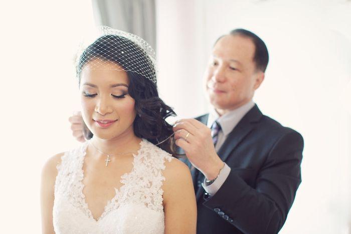 Bam Vietnamese Filipino Wedding Weddings Married Life Wedding