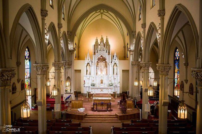 Church/how Brides: Show off Your Venue! 25