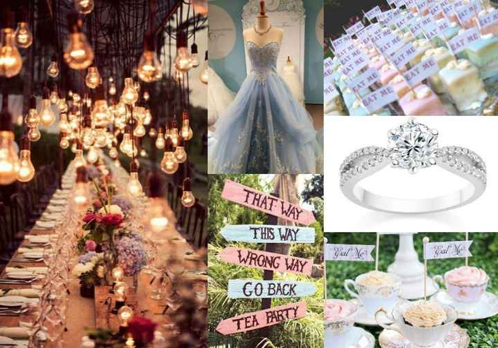 Very Merry unwedding with  A Mad Hatter Tea reception. Gardens. romance and whimsy to celebrate a li