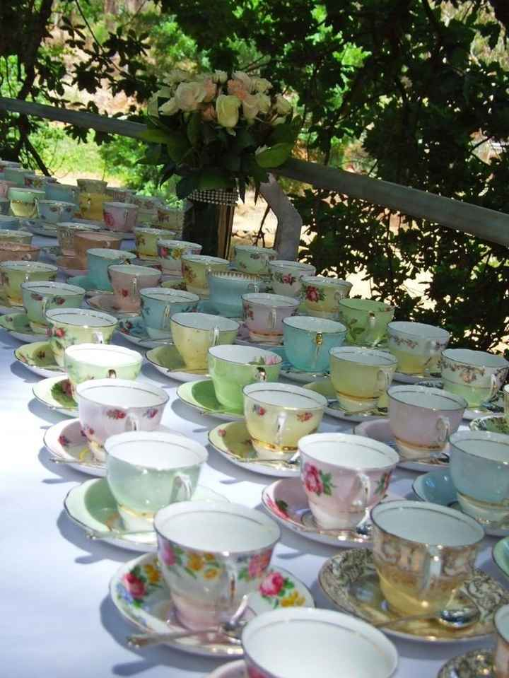Tea Time, Move Down!!