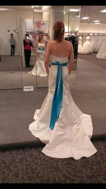 Show me your dress