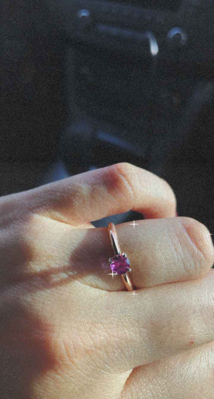 Sapphires as wedding rings! - 1